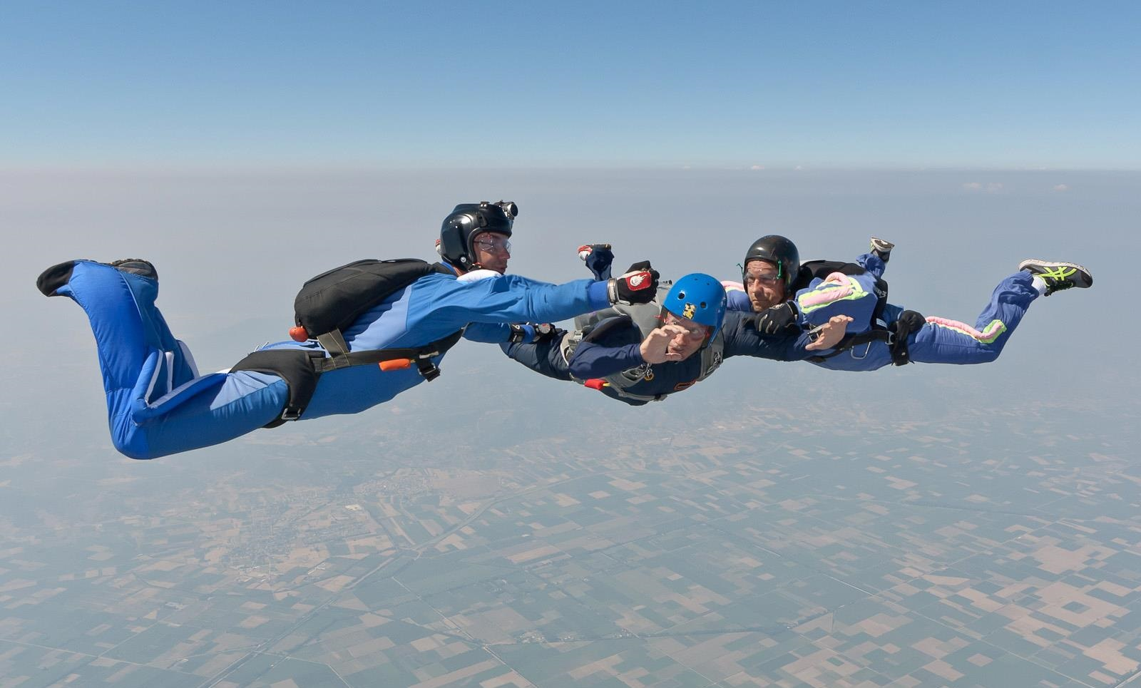 pierdeți în greutate skydiving